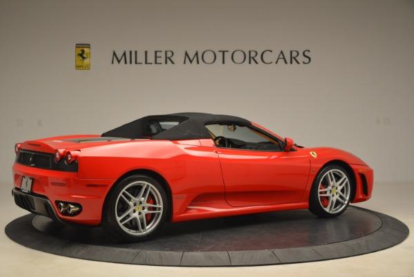 Used 2008 Ferrari F430 Spider for sale Sold at Alfa Romeo of Greenwich in Greenwich CT 06830 20