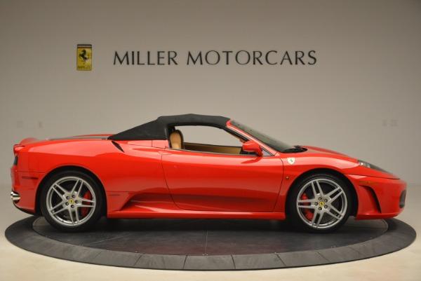 Used 2008 Ferrari F430 Spider for sale Sold at Alfa Romeo of Greenwich in Greenwich CT 06830 21