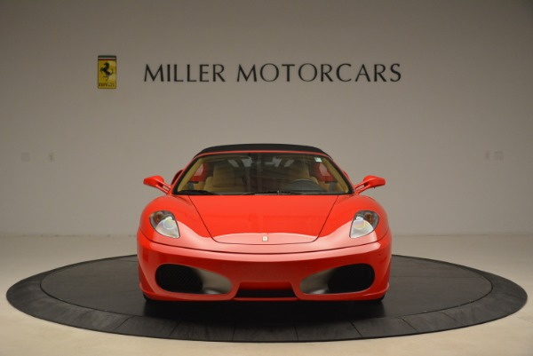 Used 2008 Ferrari F430 Spider for sale Sold at Alfa Romeo of Greenwich in Greenwich CT 06830 24