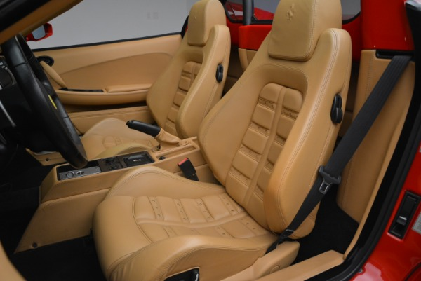 Used 2008 Ferrari F430 Spider for sale Sold at Alfa Romeo of Greenwich in Greenwich CT 06830 27