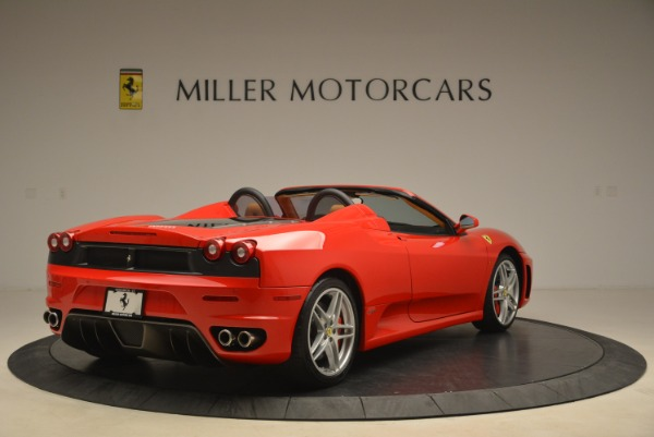 Used 2008 Ferrari F430 Spider for sale Sold at Alfa Romeo of Greenwich in Greenwich CT 06830 7