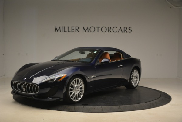 Used 2014 Maserati GranTurismo Sport for sale Sold at Alfa Romeo of Greenwich in Greenwich CT 06830 19