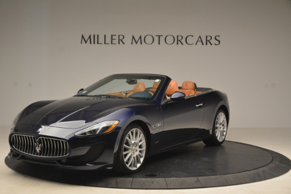 Used 2014 Maserati GranTurismo Sport for sale Sold at Alfa Romeo of Greenwich in Greenwich CT 06830 2