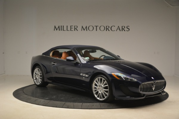 Used 2014 Maserati GranTurismo Sport for sale Sold at Alfa Romeo of Greenwich in Greenwich CT 06830 22