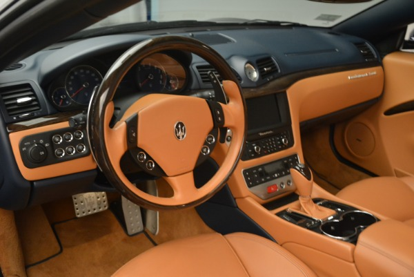 Used 2014 Maserati GranTurismo Sport for sale Sold at Alfa Romeo of Greenwich in Greenwich CT 06830 23