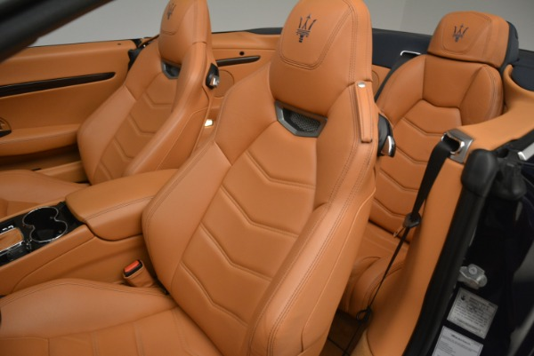 Used 2014 Maserati GranTurismo Sport for sale Sold at Alfa Romeo of Greenwich in Greenwich CT 06830 25