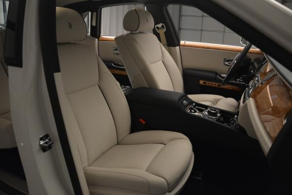 Used 2016 Rolls-Royce Ghost Series II for sale Sold at Alfa Romeo of Greenwich in Greenwich CT 06830 24