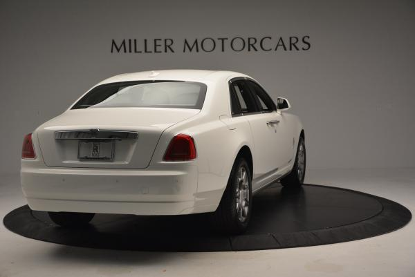 Used 2016 Rolls-Royce Ghost Series II for sale Sold at Alfa Romeo of Greenwich in Greenwich CT 06830 7