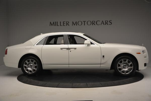 Used 2016 Rolls-Royce Ghost Series II for sale Sold at Alfa Romeo of Greenwich in Greenwich CT 06830 9
