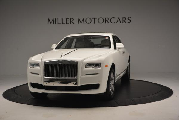 Used 2016 Rolls-Royce Ghost Series II for sale Sold at Alfa Romeo of Greenwich in Greenwich CT 06830 1