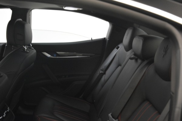 New 2018 Maserati Ghibli S Q4 for sale Sold at Alfa Romeo of Greenwich in Greenwich CT 06830 23
