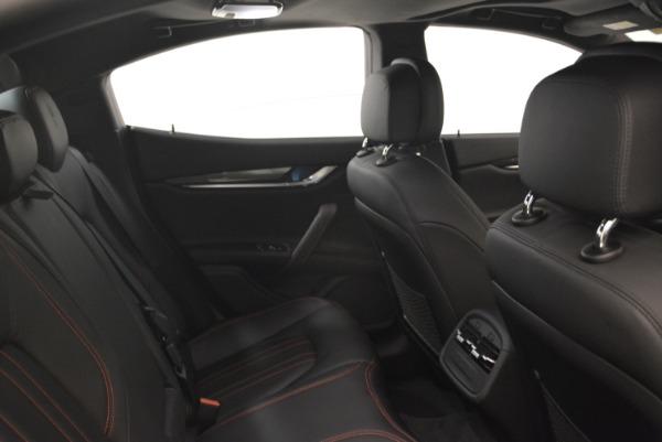 New 2018 Maserati Ghibli S Q4 for sale Sold at Alfa Romeo of Greenwich in Greenwich CT 06830 27