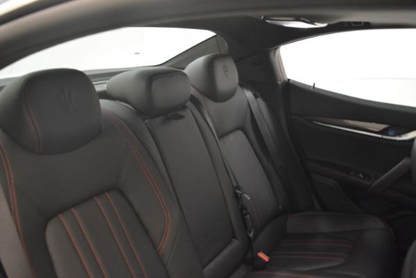 New 2018 Maserati Ghibli S Q4 for sale Sold at Alfa Romeo of Greenwich in Greenwich CT 06830 28