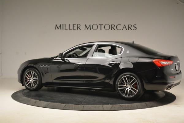 New 2018 Maserati Ghibli S Q4 for sale Sold at Alfa Romeo of Greenwich in Greenwich CT 06830 5
