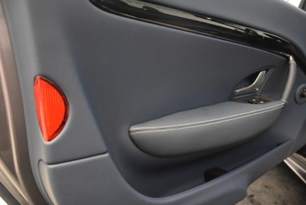 New 2018 Maserati GranTurismo Sport Convertible for sale Sold at Alfa Romeo of Greenwich in Greenwich CT 06830 18