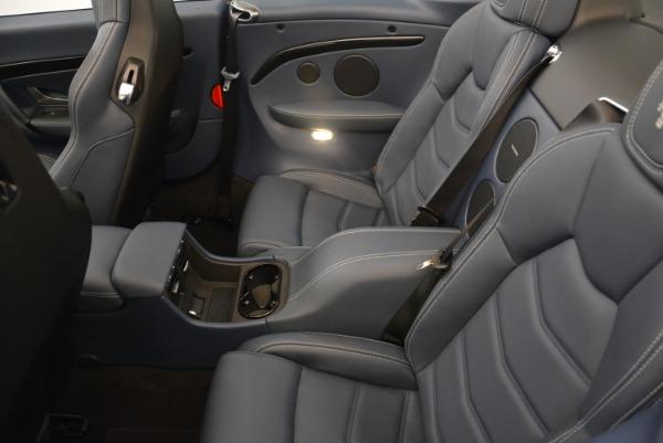 New 2018 Maserati GranTurismo Sport Convertible for sale Sold at Alfa Romeo of Greenwich in Greenwich CT 06830 21