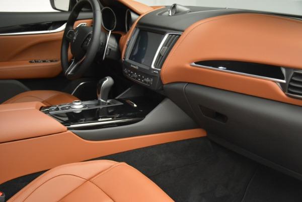 New 2018 Maserati Levante S Q4 GranSport for sale Sold at Alfa Romeo of Greenwich in Greenwich CT 06830 23