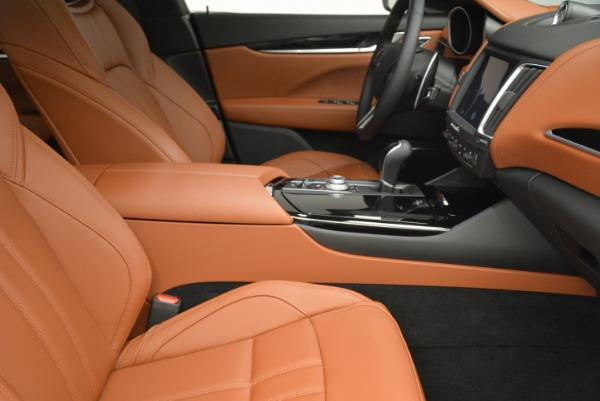 New 2018 Maserati Levante S Q4 GranSport for sale Sold at Alfa Romeo of Greenwich in Greenwich CT 06830 24