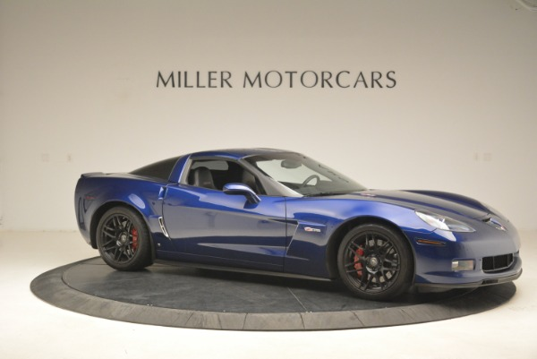 Used 2006 Chevrolet Corvette Z06 for sale Sold at Alfa Romeo of Greenwich in Greenwich CT 06830 10