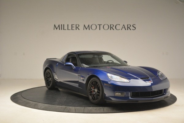 Used 2006 Chevrolet Corvette Z06 for sale Sold at Alfa Romeo of Greenwich in Greenwich CT 06830 11