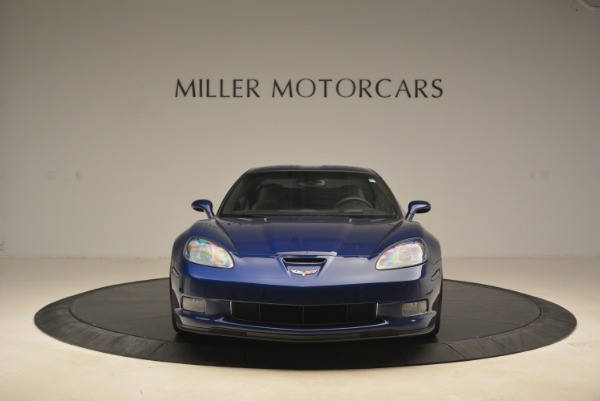 Used 2006 Chevrolet Corvette Z06 for sale Sold at Alfa Romeo of Greenwich in Greenwich CT 06830 12