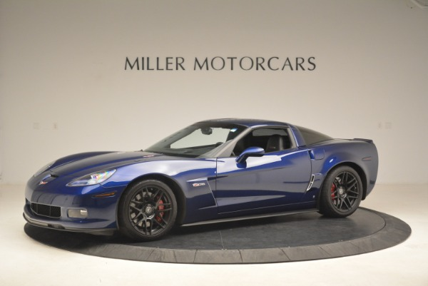 Used 2006 Chevrolet Corvette Z06 for sale Sold at Alfa Romeo of Greenwich in Greenwich CT 06830 2