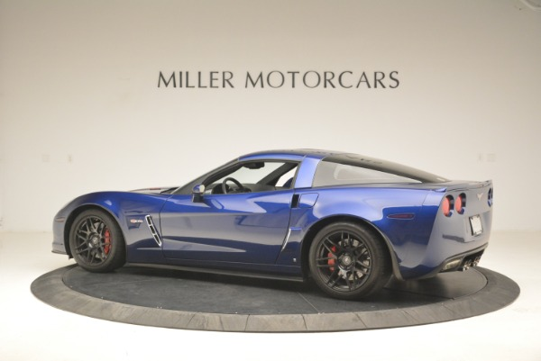 Used 2006 Chevrolet Corvette Z06 for sale Sold at Alfa Romeo of Greenwich in Greenwich CT 06830 4