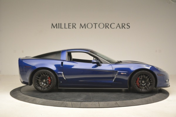 Used 2006 Chevrolet Corvette Z06 for sale Sold at Alfa Romeo of Greenwich in Greenwich CT 06830 9