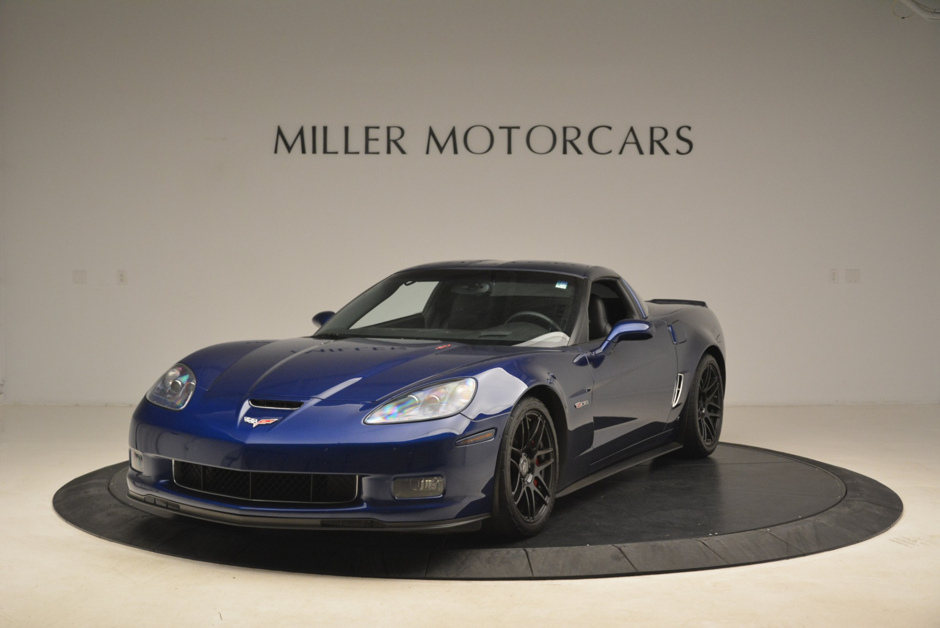 Used 2006 Chevrolet Corvette Z06 for sale Sold at Alfa Romeo of Greenwich in Greenwich CT 06830 1