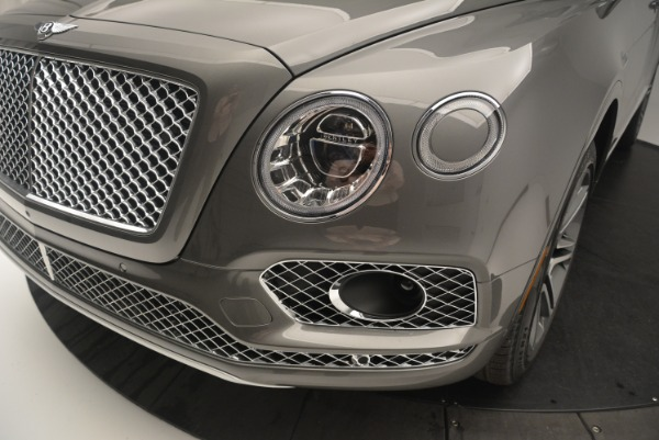 New 2018 Bentley Bentayga W12 Activity for sale Sold at Alfa Romeo of Greenwich in Greenwich CT 06830 14
