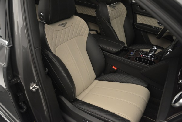 New 2018 Bentley Bentayga W12 Activity for sale Sold at Alfa Romeo of Greenwich in Greenwich CT 06830 24