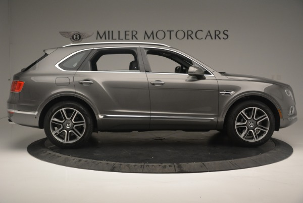 New 2018 Bentley Bentayga W12 Activity for sale Sold at Alfa Romeo of Greenwich in Greenwich CT 06830 9