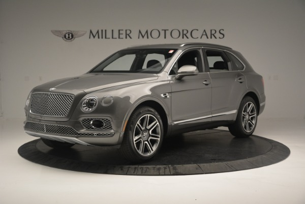 New 2018 Bentley Bentayga W12 Activity for sale Sold at Alfa Romeo of Greenwich in Greenwich CT 06830 1