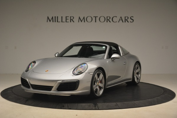 Used 2017 Porsche 911 Targa 4S for sale Sold at Alfa Romeo of Greenwich in Greenwich CT 06830 13