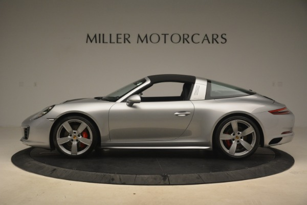 Used 2017 Porsche 911 Targa 4S for sale Sold at Alfa Romeo of Greenwich in Greenwich CT 06830 15