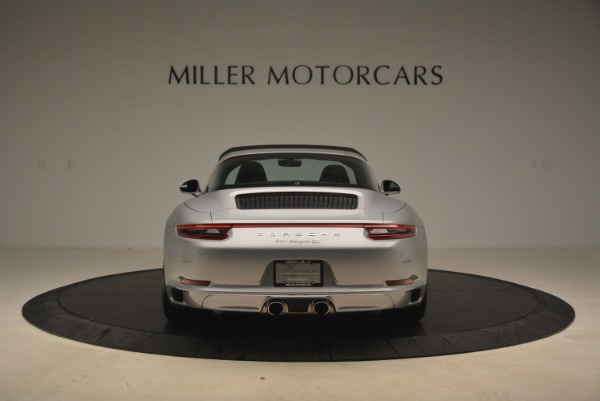 Used 2017 Porsche 911 Targa 4S for sale Sold at Alfa Romeo of Greenwich in Greenwich CT 06830 18