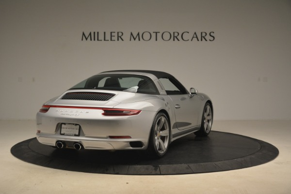 Used 2017 Porsche 911 Targa 4S for sale Sold at Alfa Romeo of Greenwich in Greenwich CT 06830 19
