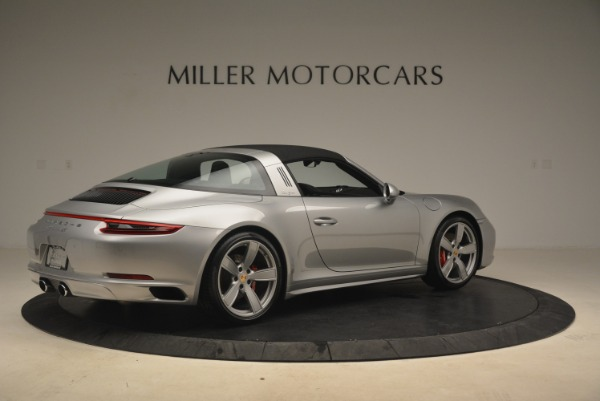 Used 2017 Porsche 911 Targa 4S for sale Sold at Alfa Romeo of Greenwich in Greenwich CT 06830 20