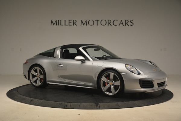 Used 2017 Porsche 911 Targa 4S for sale Sold at Alfa Romeo of Greenwich in Greenwich CT 06830 22