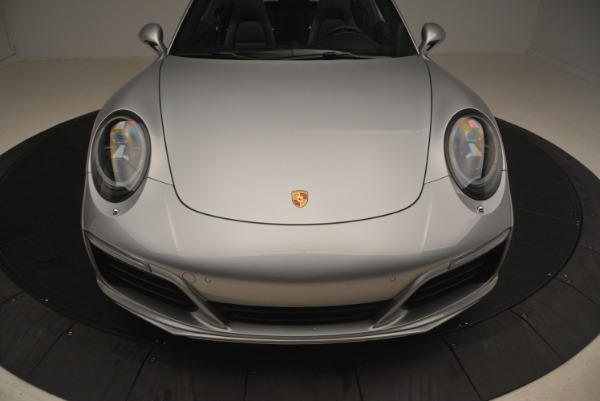 Used 2017 Porsche 911 Targa 4S for sale Sold at Alfa Romeo of Greenwich in Greenwich CT 06830 25