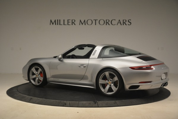 Used 2017 Porsche 911 Targa 4S for sale Sold at Alfa Romeo of Greenwich in Greenwich CT 06830 4