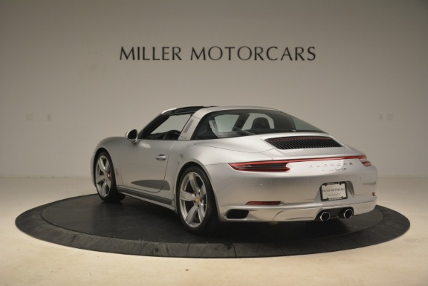 Used 2017 Porsche 911 Targa 4S for sale Sold at Alfa Romeo of Greenwich in Greenwich CT 06830 5