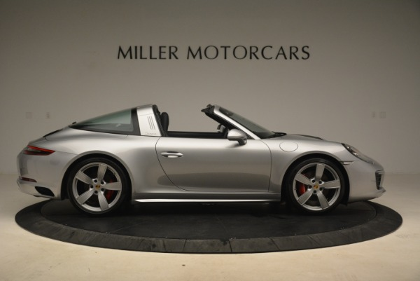 Used 2017 Porsche 911 Targa 4S for sale Sold at Alfa Romeo of Greenwich in Greenwich CT 06830 9