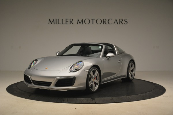Used 2017 Porsche 911 Targa 4S for sale Sold at Alfa Romeo of Greenwich in Greenwich CT 06830 1