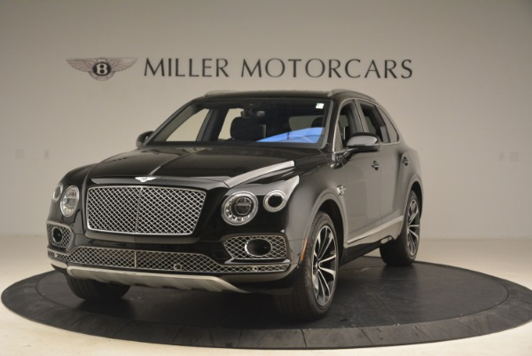 Used 2017 Bentley Bentayga W12 for sale Sold at Alfa Romeo of Greenwich in Greenwich CT 06830 2