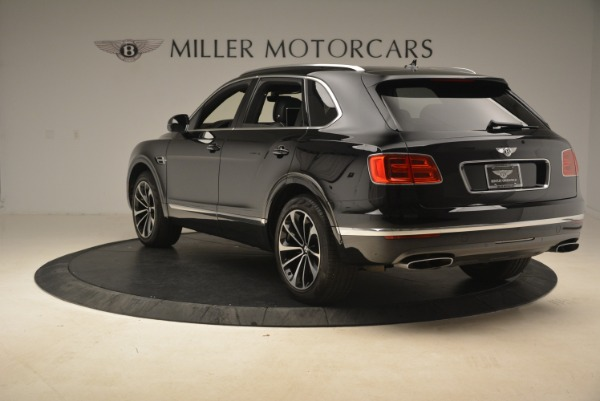Used 2017 Bentley Bentayga W12 for sale Sold at Alfa Romeo of Greenwich in Greenwich CT 06830 6