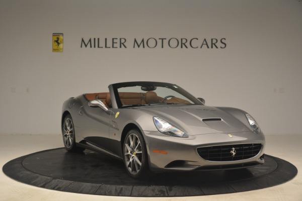 Used 2012 Ferrari California for sale Sold at Alfa Romeo of Greenwich in Greenwich CT 06830 11