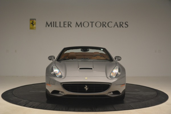 Used 2012 Ferrari California for sale Sold at Alfa Romeo of Greenwich in Greenwich CT 06830 12