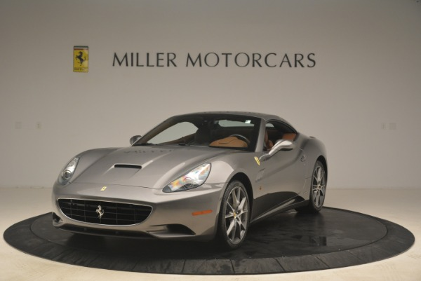 Used 2012 Ferrari California for sale Sold at Alfa Romeo of Greenwich in Greenwich CT 06830 13