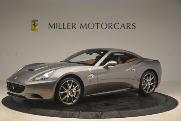 Used 2012 Ferrari California for sale Sold at Alfa Romeo of Greenwich in Greenwich CT 06830 14
